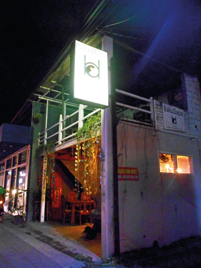 Baku Dapa Bali Restaurant