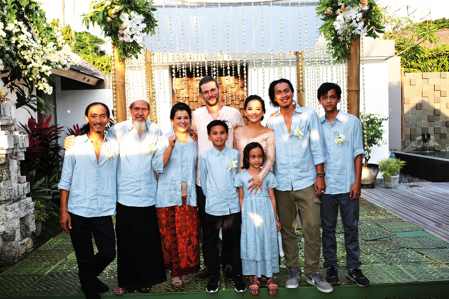 Tantri & Simon Wedding