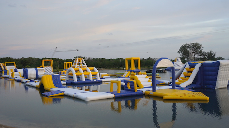Aqualand Bali Wake Park 2