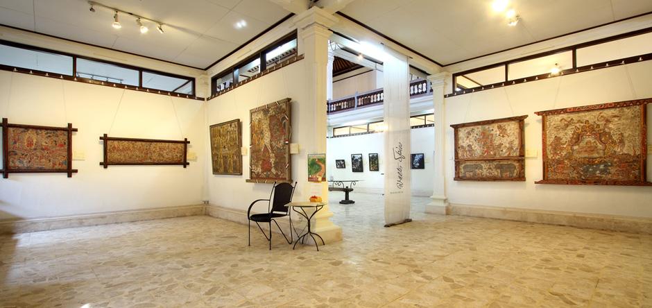 Museums in Bali Agung Rai Museum of Art