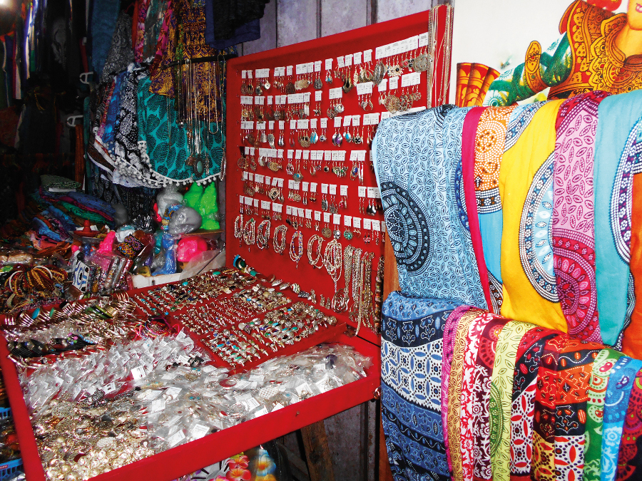 Ubud Art Market. Photo by Joannes Rhino