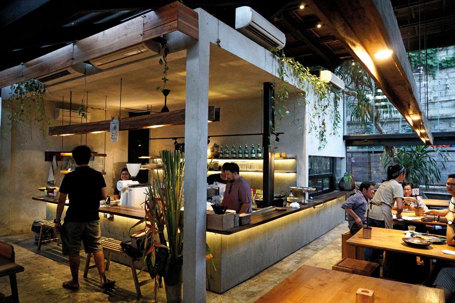 Bali Cafes Titik Temu Seminyak Coffee