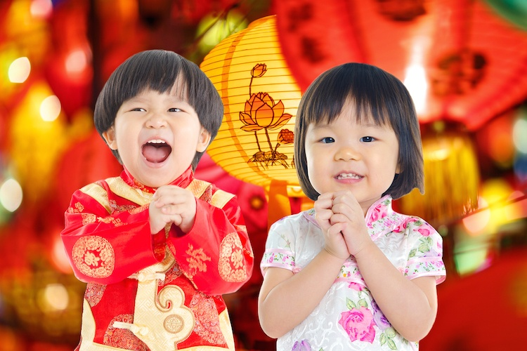 Chinese New Year in Jimbaran InterContinental Bali Resort Lanterns