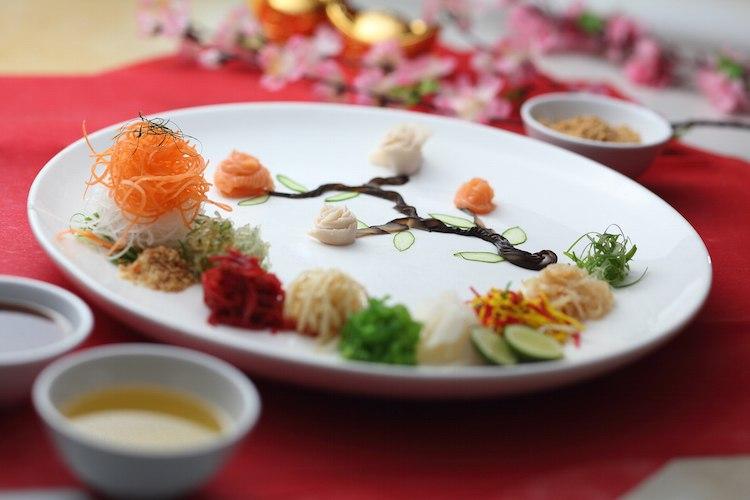 Chinese New Year in Jimbaran InterContinental Bali Resort