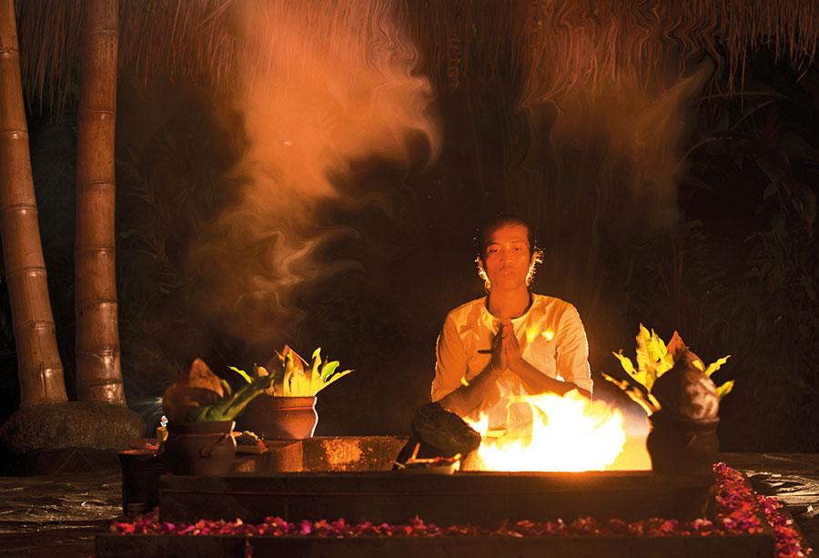 Fievelements, Puri Ahimsa Healing in Bali