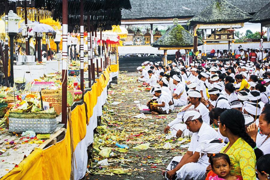 Niskala Bali Environmentally friendly ceremonies in Bali