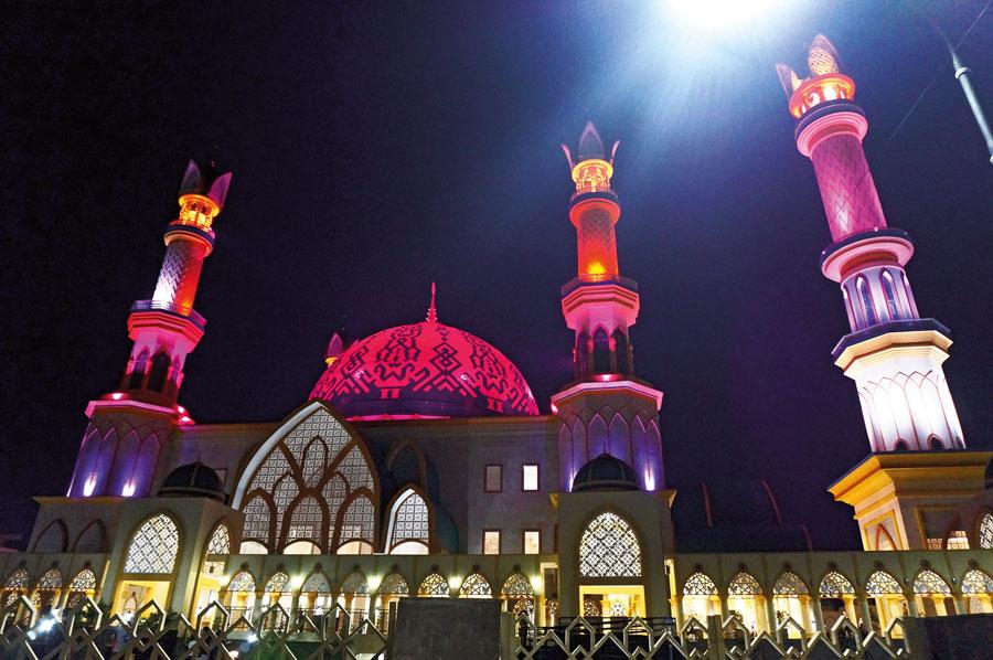 Islamic-Center-Mataram