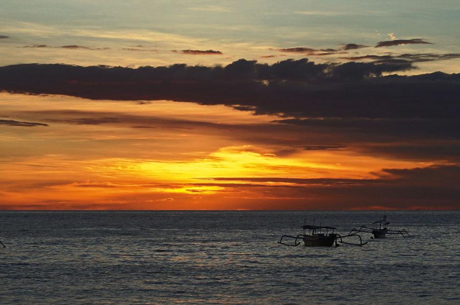 Sunset-at-Senggigi