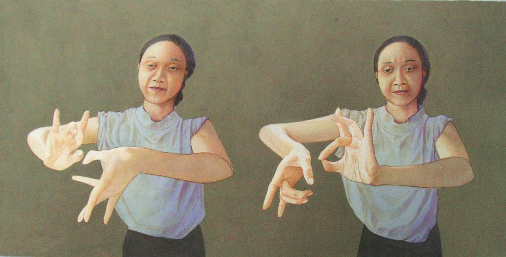 Twin Dancer