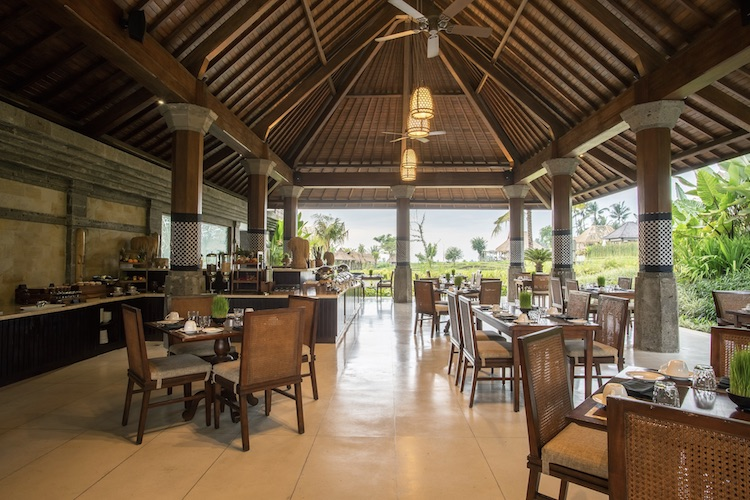 Lesung Restaurant Desa Visesa Weekend Santai