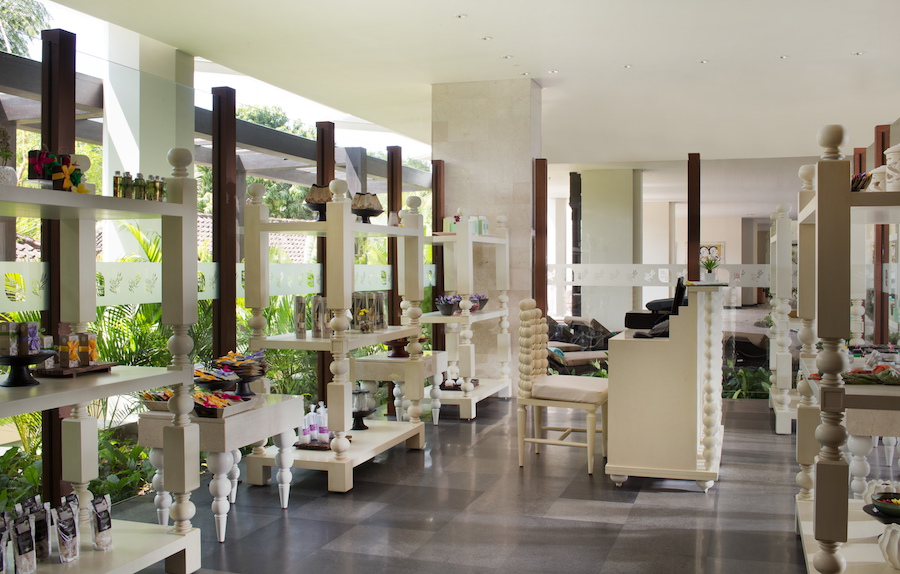 Tea Tree Spa Holiday Inn Resort Benoa Bali 1