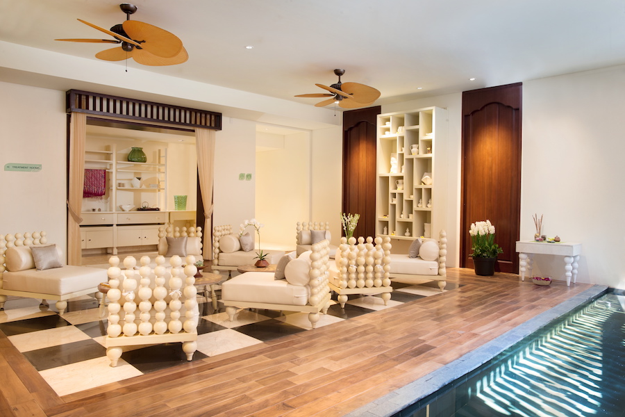 Tea Tree Spa Holiday Inn Resort Benoa Bali 2