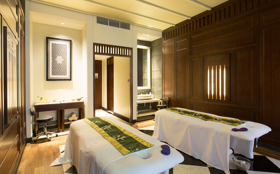 Tea Tree Spa Holiday Inn Resort Benoa Bali 3