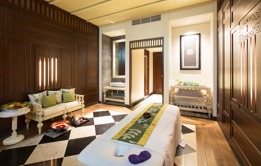 Tea Tree Spa Holiday Inn Resort Benoa Bali 4