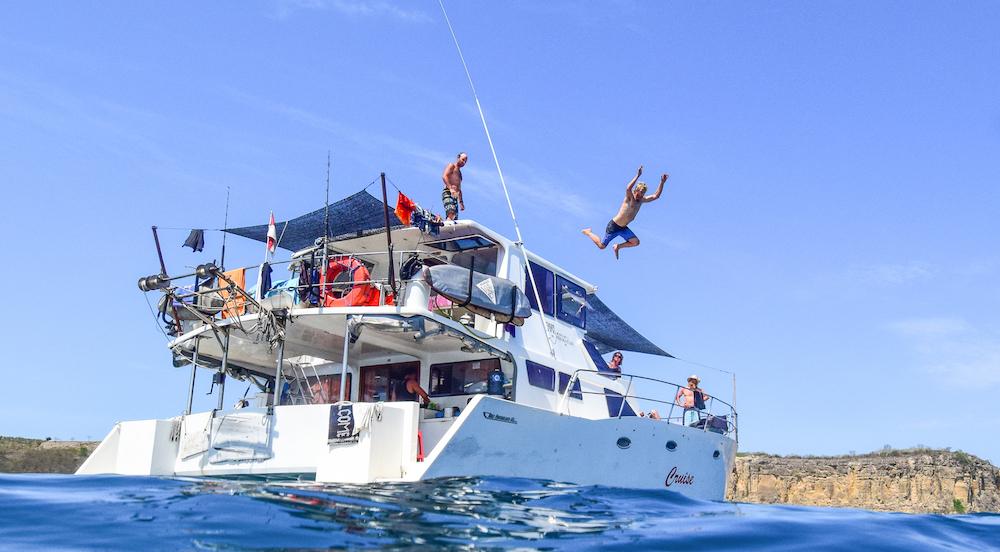 Bali Cruises Catline Cruises Sailing 2