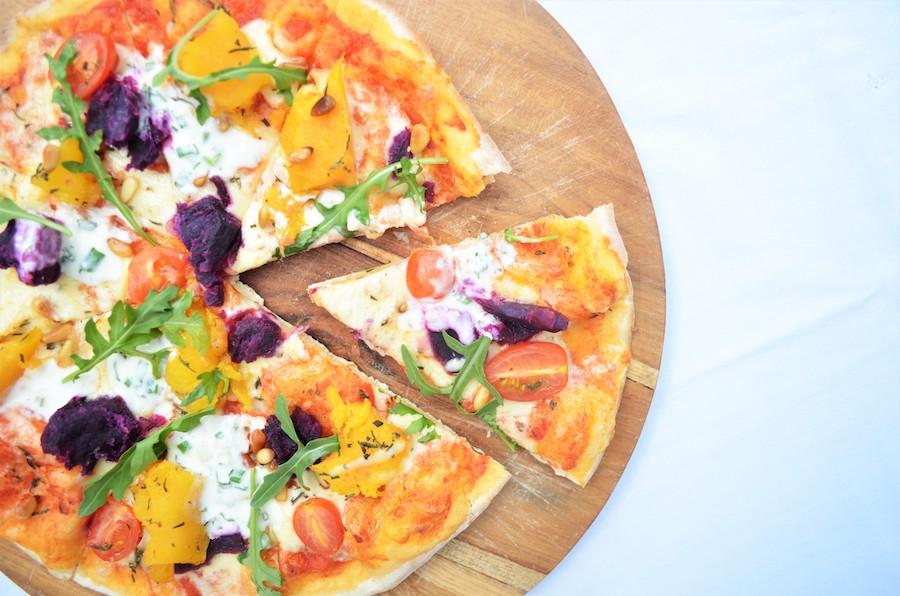 Bali luna Tanjung Benoa Garden Patch Pizza