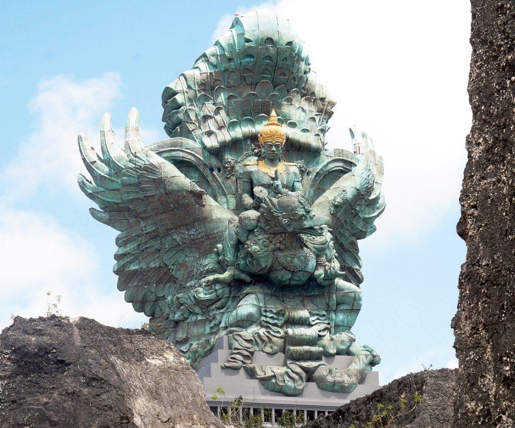 The Statue of Garuda Wisnu Kencana