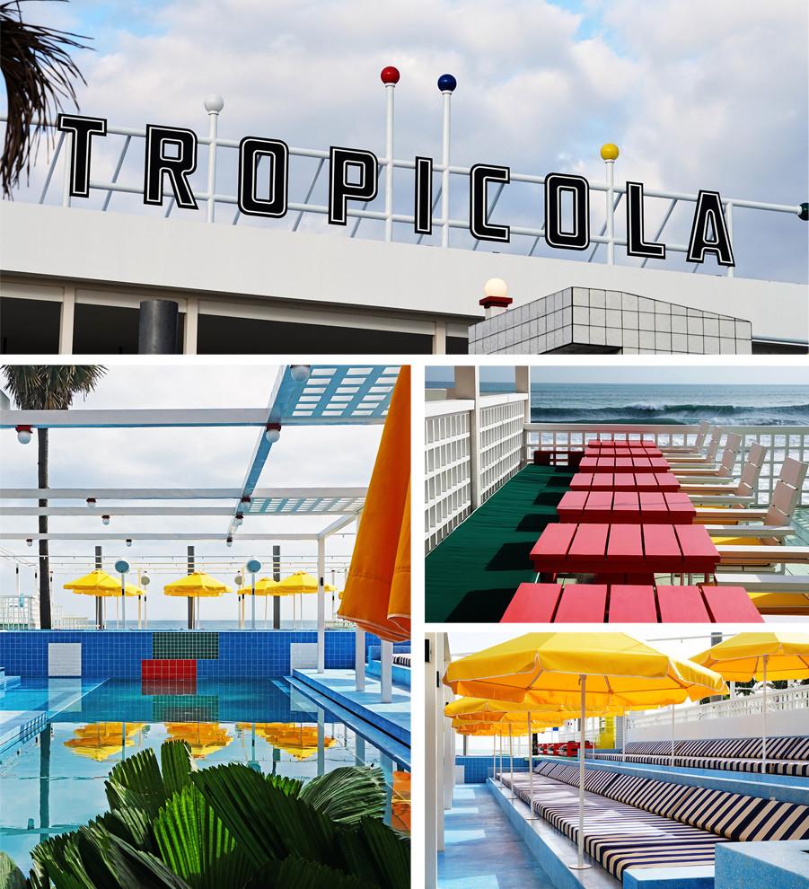 Tropicola Beachclub Bali Seminyak