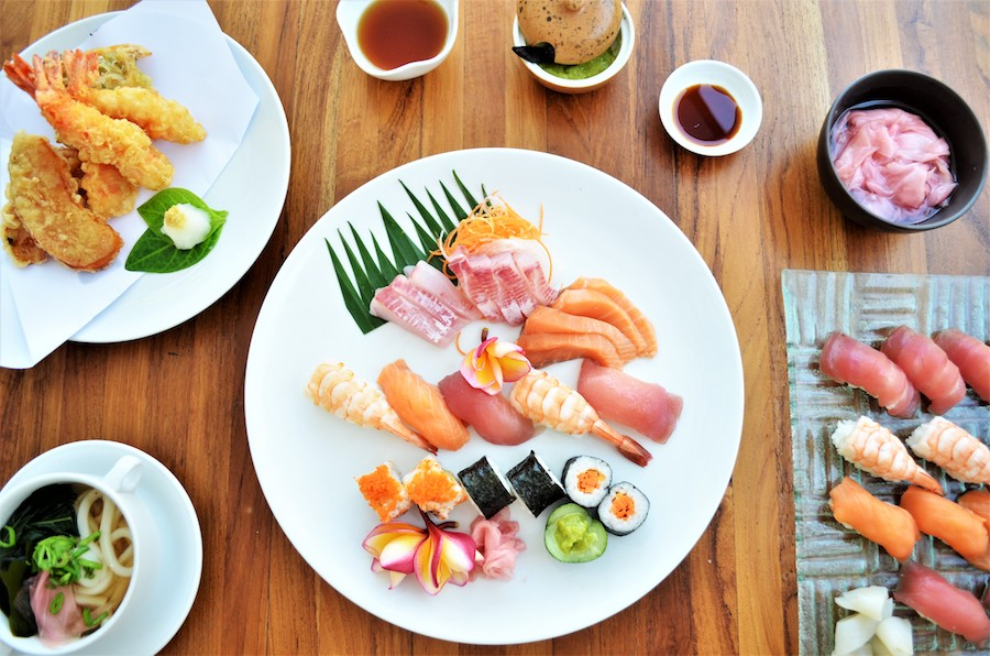 Hotel Nikko Bali Benoa Beach Japanese Buffet Dinner