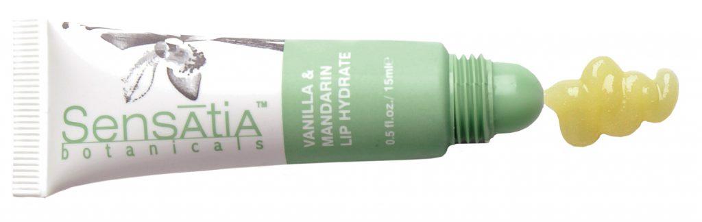 vanilla & mandarin lip hydrate