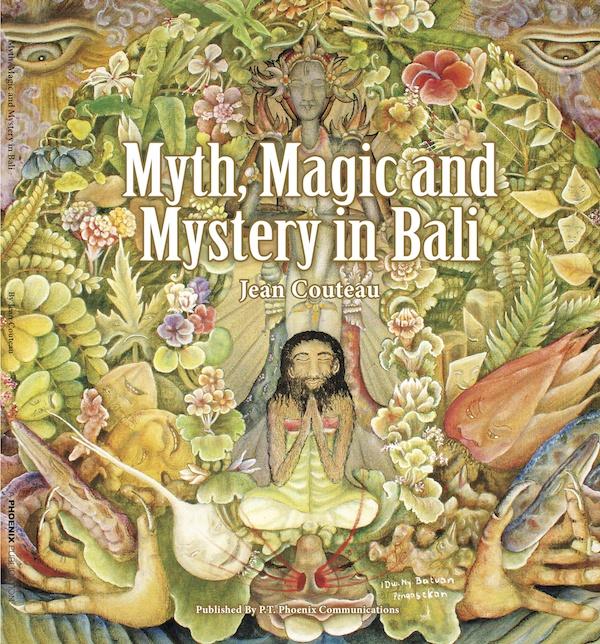Myth Magic Mystery in Bali Books about Bali