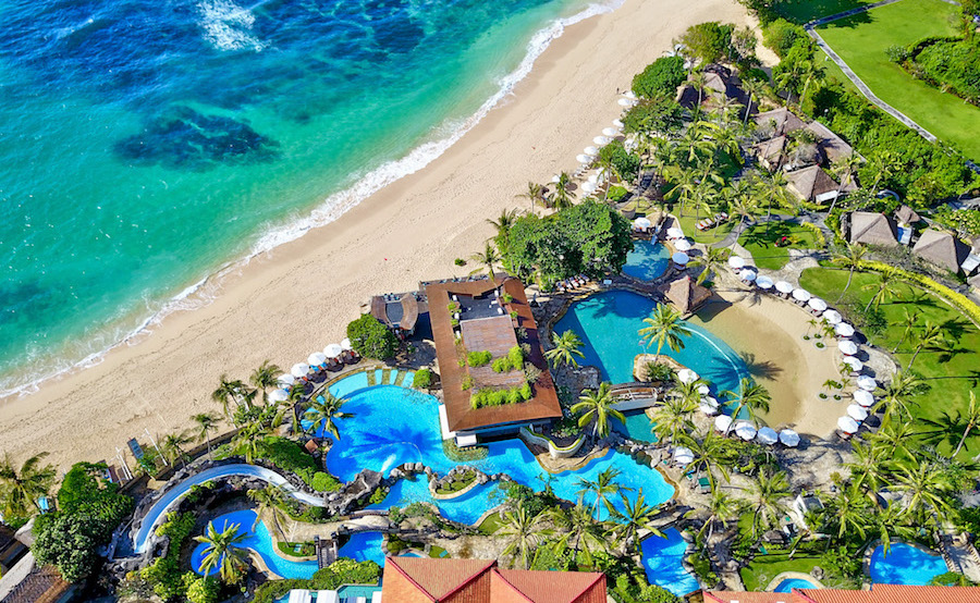 Day in Paradise Hilton Bali Resort 5