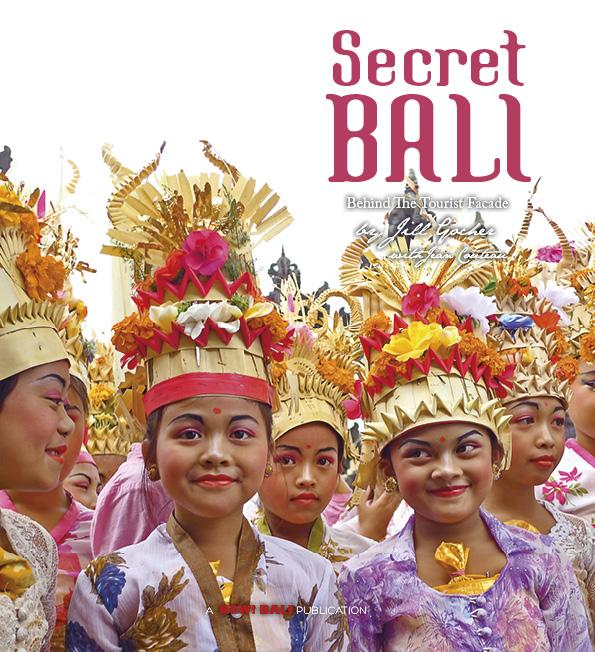 Secret Bali 2014 - Books about Bali