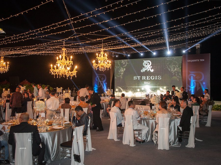 St Regis Bali Resort 10th Anniversary