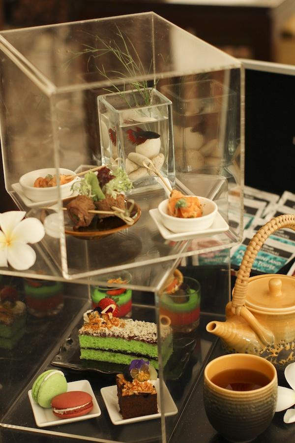 Golden Tulip Jineng Resort High Tea (1)