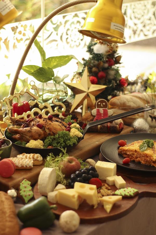 Golden Tulip Jineng Resort Jolly Christmas Day Brunch (4)