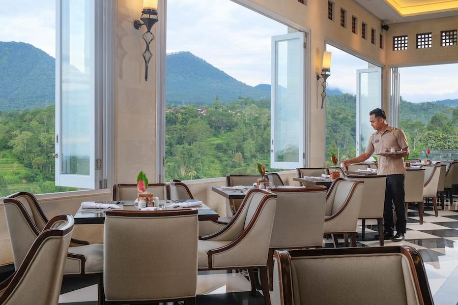 Saranam Resort and Spa Bedugul Bali 2 L_Altitude Restaurant