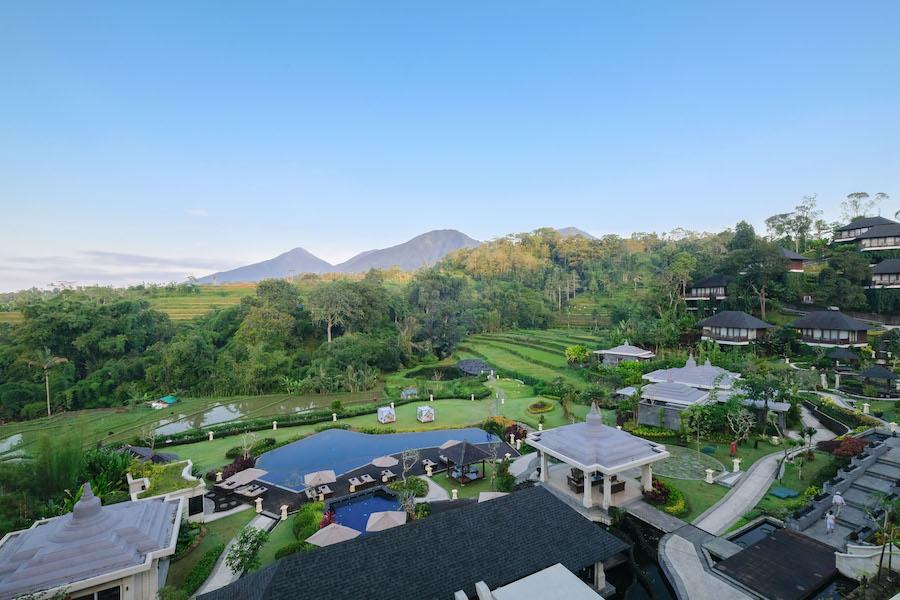 Saranam Resort and Spa Bedugul Bali