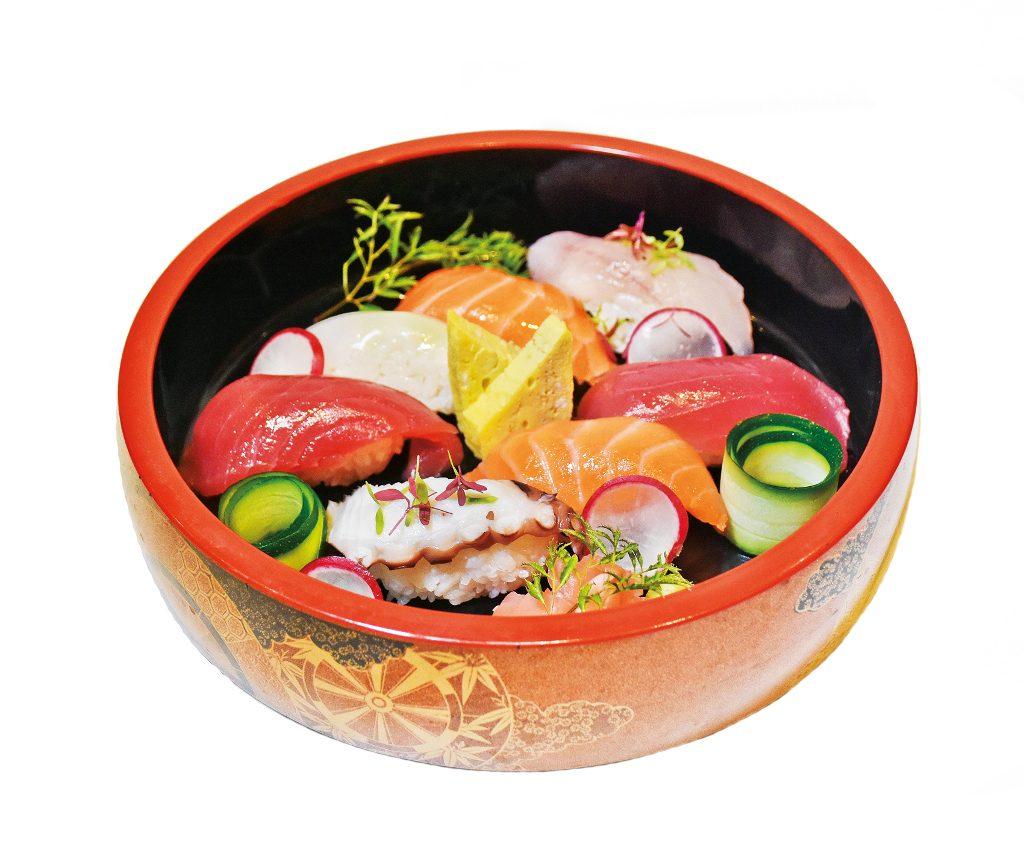 Dining - Sushi Set