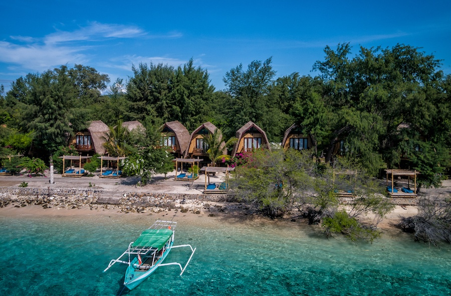 Karma Reef Gili Meno Lombok