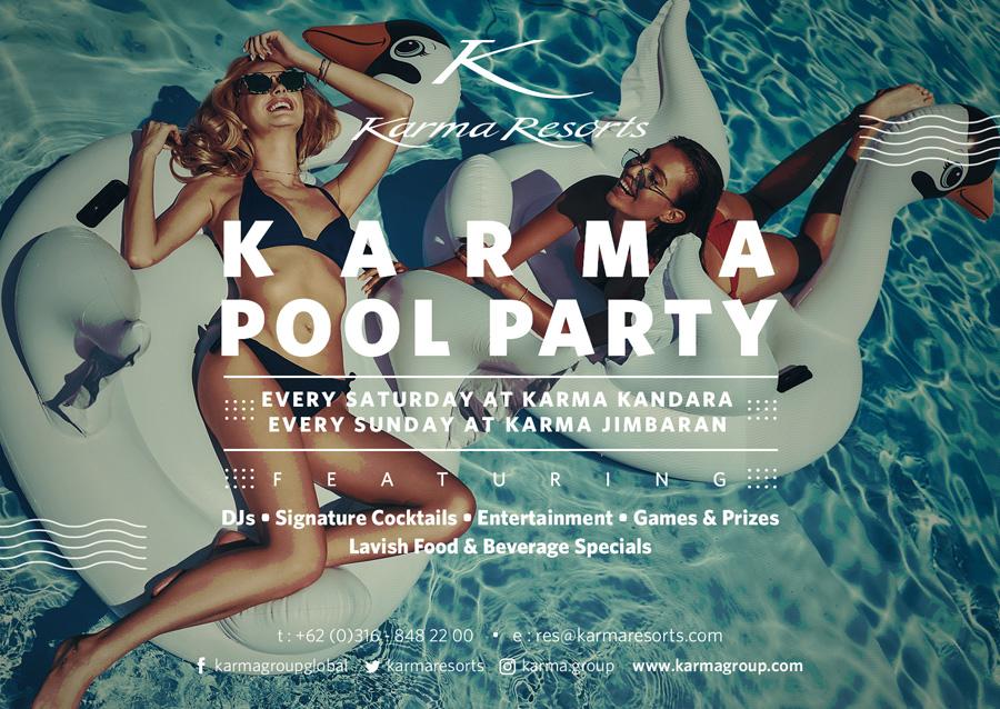 Karma Pool Party 3