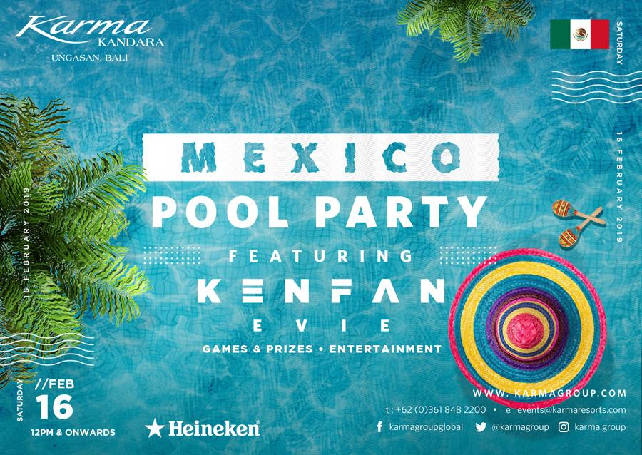 Karma Pool Party