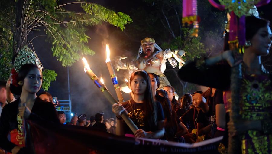 Ogoh Ogoh Ngrupuk Parade Bali Nyepi 3