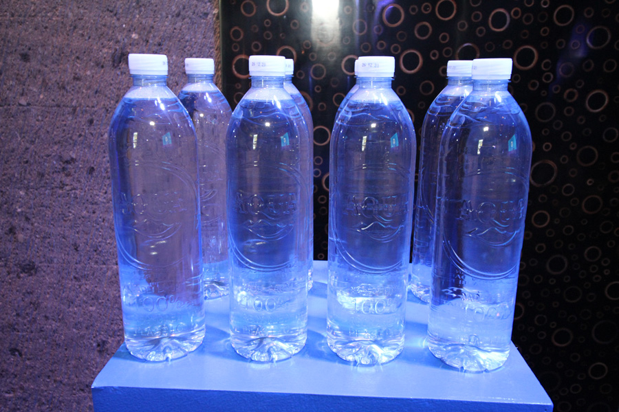 Water Company AQUA Introduces 100% Recycled Plastic Bottles to Bali 2
