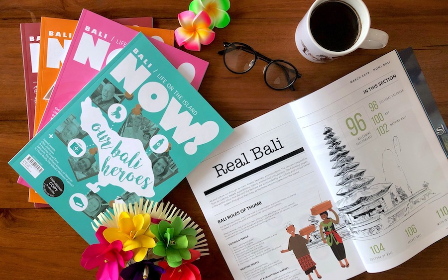 NOW! Bali Flat March 2019 Our Bali Heroes