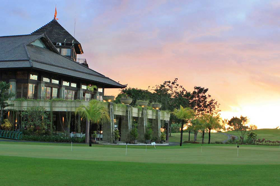 Golf courses in Bali