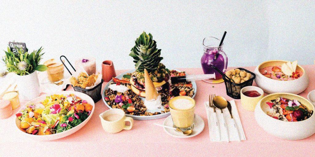 Balibola Vegetarian Restaurant in Bali