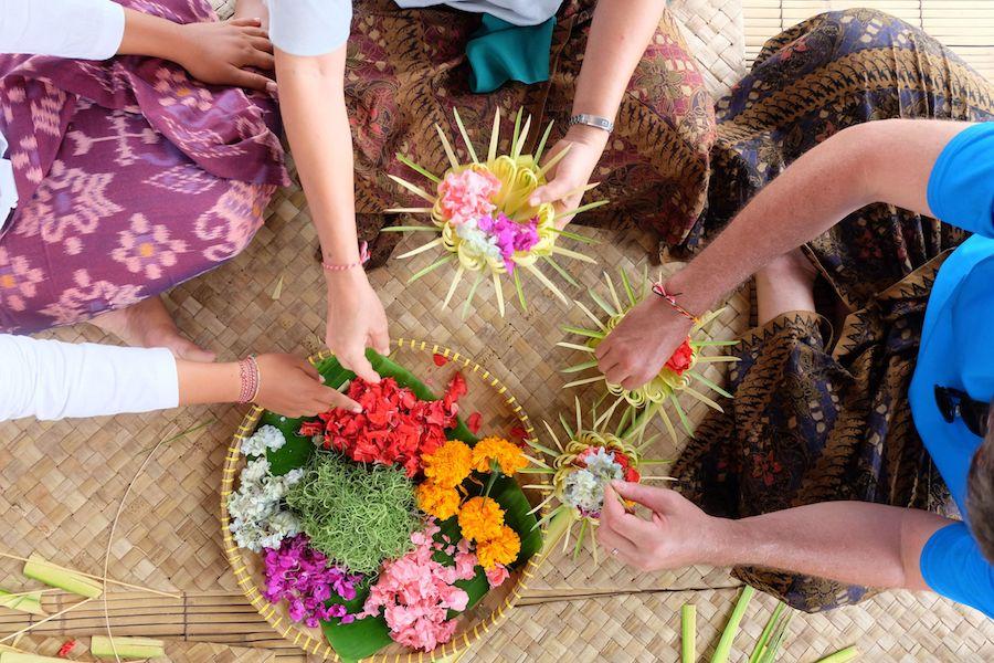 Easter Brunch in Bali Ubud Desa visesa