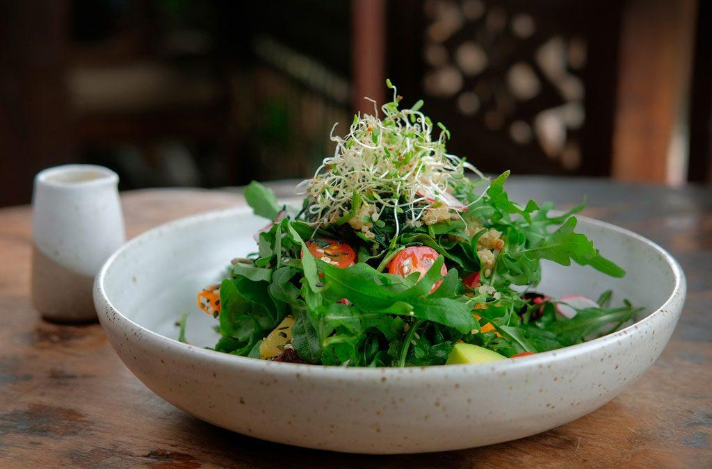 KAFE ubud vegetarian restaurant in Bali
