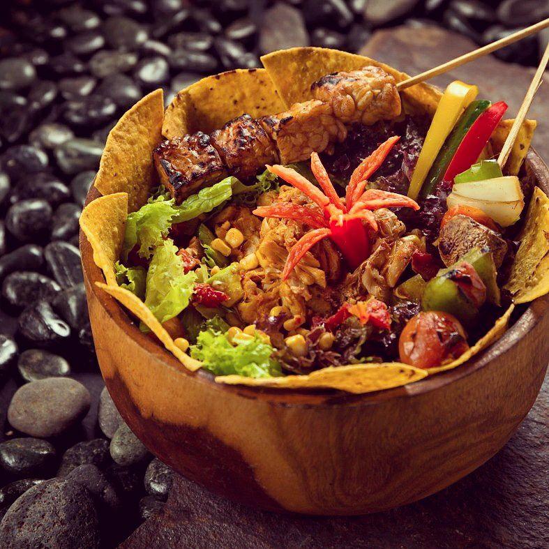 Kismet Ubud Vegetarian Restaurant in Bali