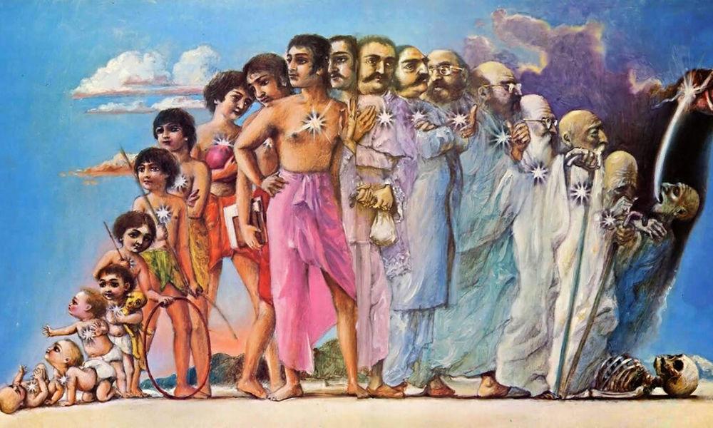 Balinese Reincarnation