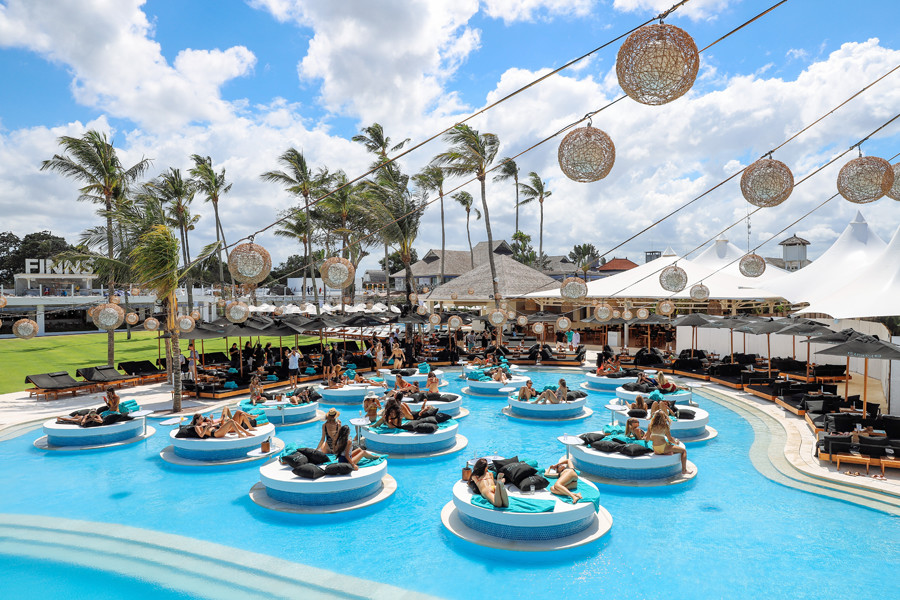 Finns Beach Club Bali Canggu 3