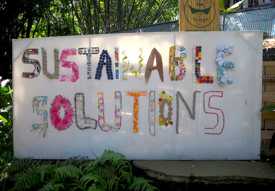 Sustainable SOlutions Festival Green School Bali