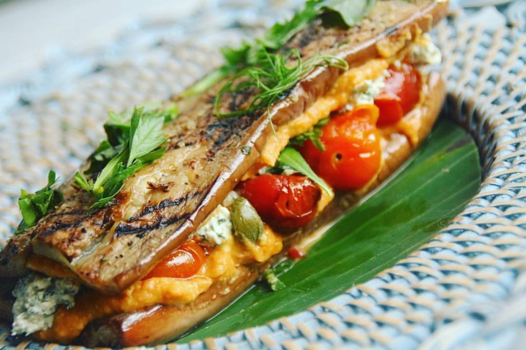 Herb Library Ubud - Healthy Food in Bali