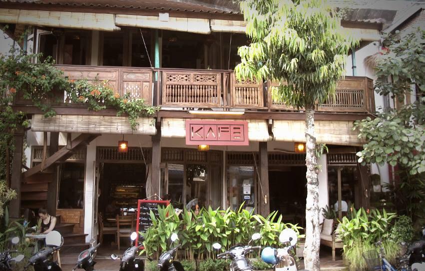 Kafe Ubud Healthy Food in Bali