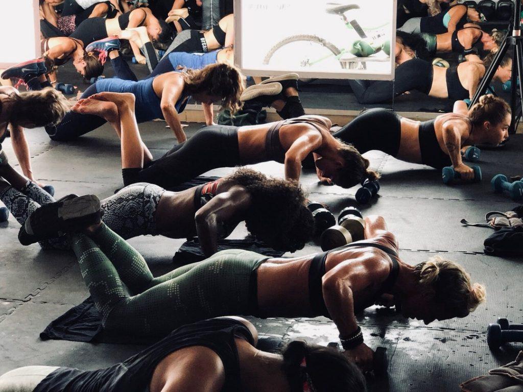 Best Gyms in Bali - Motion Fitness Seminyak 4